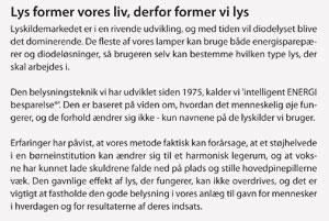 Eksempel på tekst skrevet af Charlotte Høvring